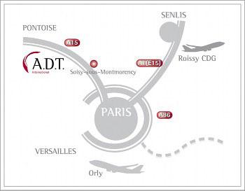Trouver l'agence de traduction ADT
