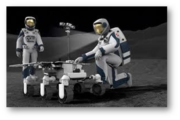 La conquête spatiale a permis un bon en avant dans le domaine de la technologie