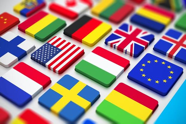 La traduction dans différentes langues