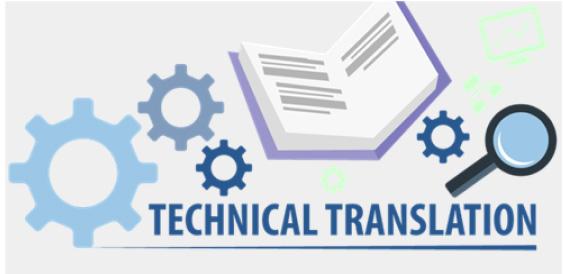 Agence de traduction technique pour traduire des textes spécialisés dans différents domaines techniques