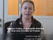 Emeline DUBOIS, membre de notre team A.D.T.
