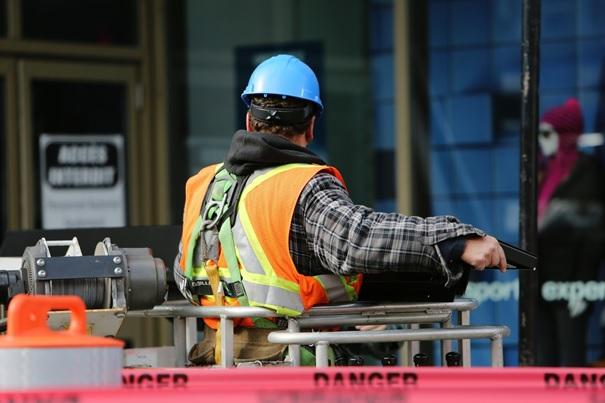 Un ouvrier étranger