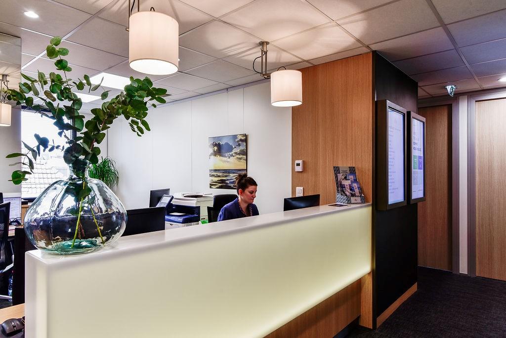 Les bureaux d'A.D.T. à Lille