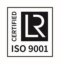 Logo de la certification ISO 9001