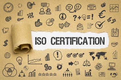 A.D.T. International ist nach ISO 17100 : 2015 zertifiziert
