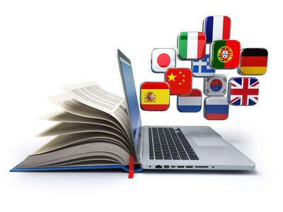 De verschillende talen, vertaald door A.D.T. International