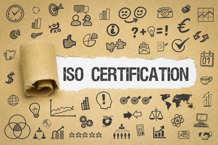 A.D.T. International est certifié ISO 9001 : 2008