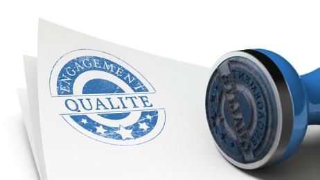 Engagement de qualité de la société de traduction A.D.T.