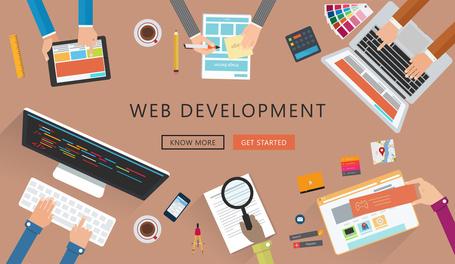 Le processus de traduction d'un site web